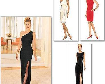 Das 2.Kleid als Hochzeitsgast-Outfit (Butterick 4343)