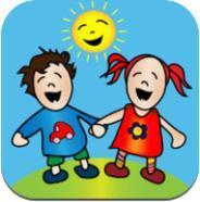 Kinder lernen Alltagsbegriffe mit der KinderApp Go