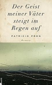 Der Geist meiner Väter steigt im Regen auf von Patricio Pron/Rezension