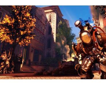 BioShock Infinite: Erste Details zu den DLCs folgen im Juli