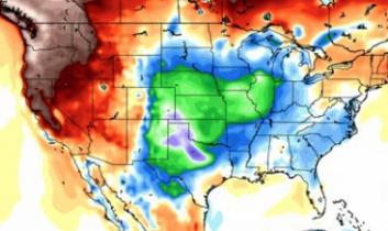 56 Grad Celsius? US -Westen brütete unter Rekord-Hitze