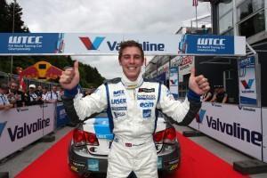 FIA WTCC: Zweiter Sieg für James Nash
