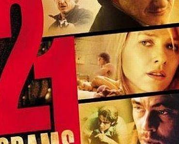 Review: 21 GRAMM - Schuld, Liebe, Rache