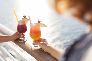 AIDA Cruises bietet jetzt auch neue Getränkepakete - Lieblingsdrinks jetzt an Bord besonders günstig genießen