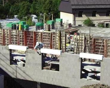 Einschaliges Leichtbetonmauerwerk bietet Bauherren viele Vorteile