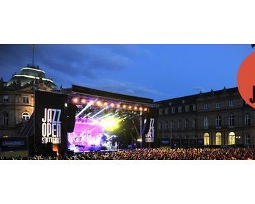 TONIGHT: Nina Attal und ZAZ @ JAZZOPEN Stuttgart