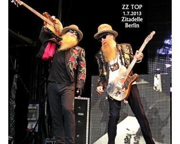 ZZ Top in Deutschland - Zwei Abende, eine Meinung