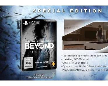 Beyond Two Souls: Special Edition bereits vorbestellbar