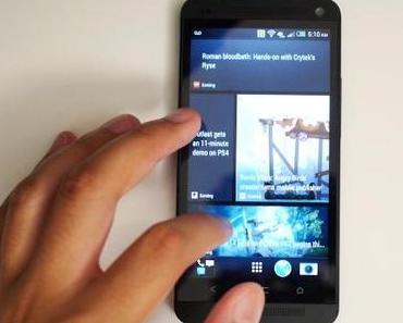 Neue Mini Smartphones kommen auf den Markt – HTC One Mini