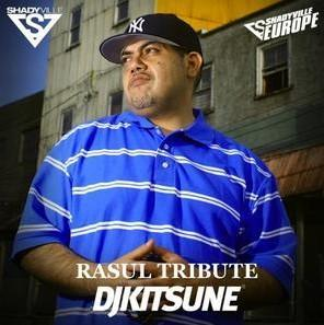 DJ Kitsune – Rasul (Square One) Tribute [Mixtape]