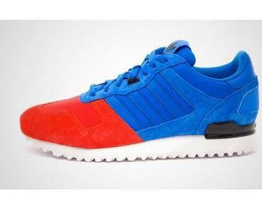 Adidas ZX 700 rot/blau