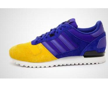 Adidas ZX 700 gelb/lila