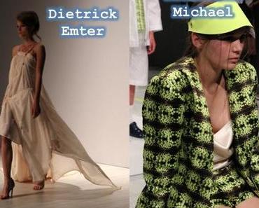 mbfwb13 stage @ Dietrich Emter & Franziska Michael