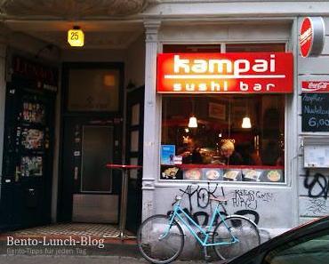 Kampai Sushi Bar, Hamburg St. Pauli
