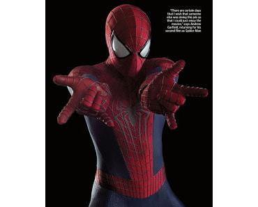 The Amazing Spiderman 2: Offizielle Bilder zeigen Jamie Foxx als Electro