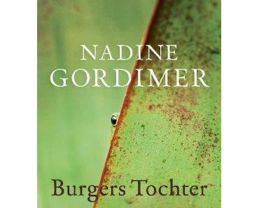 Nadine Gordimer: Burgers Tochter