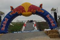 """Streckenbegehung """"Red Bull Seifenkistenrennen"""""""