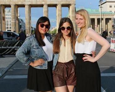 follow me around Berlin Fashion Week Video