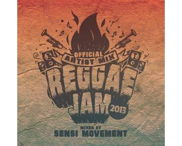 Reggae Jam Festival 2013 – Official Artist Mix