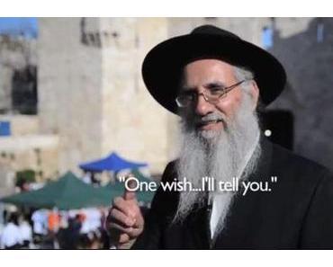 Wünsch dir was Jerusalem!