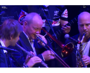 Nils Landgren Funk Unit mit neuem Album + JazzBaltica-LIVE-Video