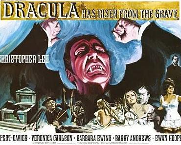 Review: DRACULAS RÜCKKEHR - And again...