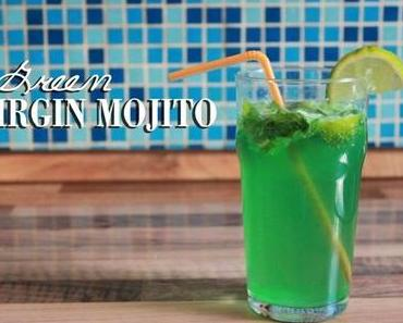 FOOD & DRINK | Green Virgin Mojito