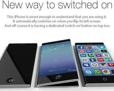 [Konzept] iPhone 6 mit faltbarem 3-in-1 Display