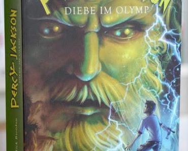 Percy Jackson-Diebe im Olymp - Rick Riordan