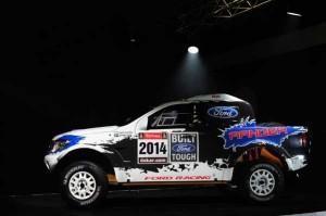 Dakar 2014: Ford schickt zwei Ranger an den Start