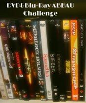 DVD&Blu-Ray; Abbau Challenge August