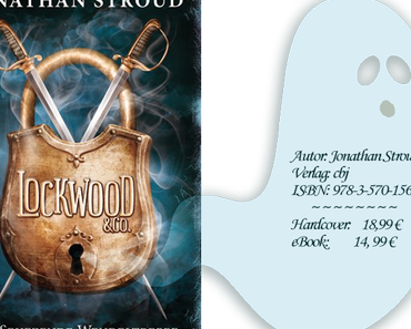¡Rezension!: Lockwood & Co. - Die seufzende Wendeltreppe