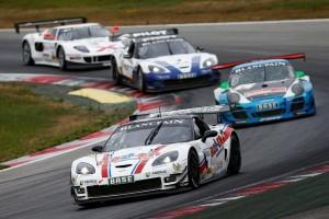 ADAC GT Masters: Rennen 1 Red Bull Ring 2013