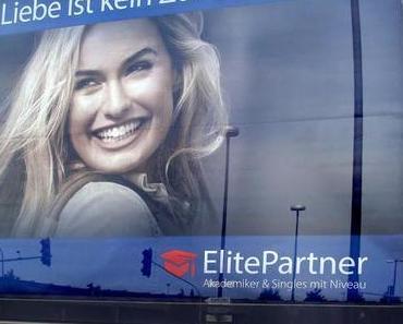 Meinung zur aktuellen Werbeaktion von ElitePartner