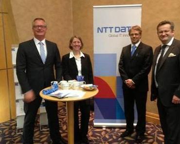 20. WM-Kundenforum – NTT DATA war dabei