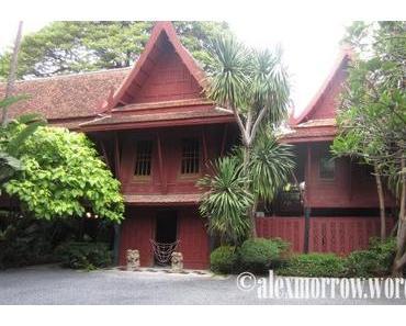 Bangkok Sightseeing … Jim Thompson Haus