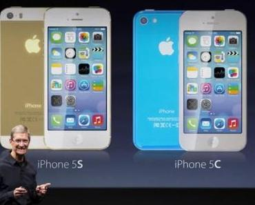 """Yep"": iPhone 5S und iPhone 5C Keynote am 10. September"