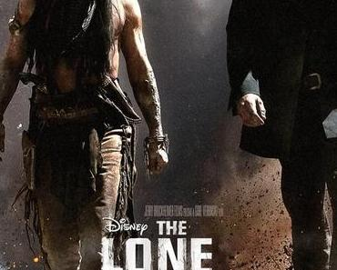 Review: LONE RANGER – Die ultimative Blockbustersause mit warmherziger Genreliebe