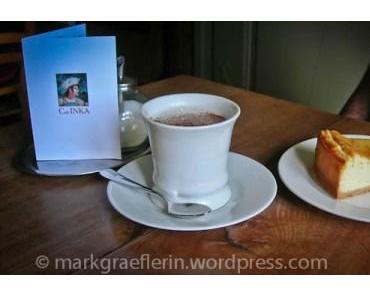 Ein Besuch im Café Inka, Ötlingen