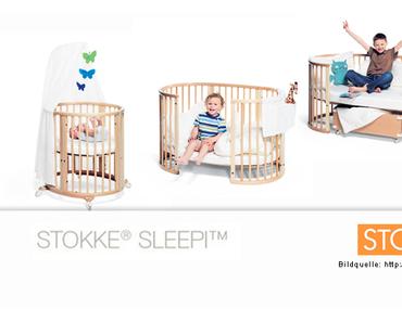 Stokke Sleepi – das wandelbare Bett