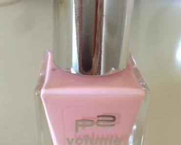 [Review] P2 Nagellack Volume Gloss 010 Little Princess