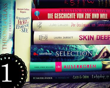 |Lesefutter| 43 (oder auch weniger) Gründe, warum Bücher glücklich machen