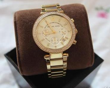 I'm in Love with my Michael Kors Watch ♥