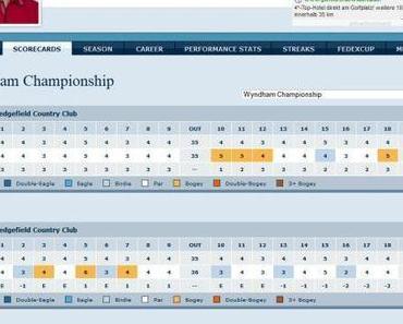 Wyndham Championship 2013 – Tag 3 Martin Kaymer