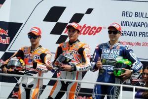 MotoGP: Marquez siegt auch in Indianapolis!