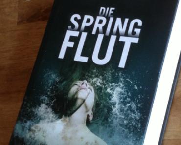 [Rezension] Die Springflut von Cilla & Rolf Börjlind