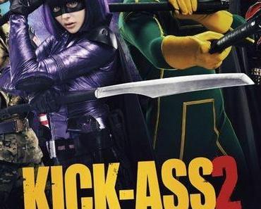 Review: KICK-ASS 2 – Der Kampf gegen die Ungerechtigkeit geht in die zweite Runde
