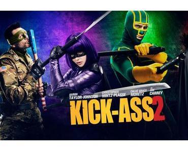 Review: KICK-ASS 2 – Der Arschtritt wird zum Schulterzucken