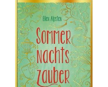[Rezension] Sommernachtszauber von Ellen Alpsten