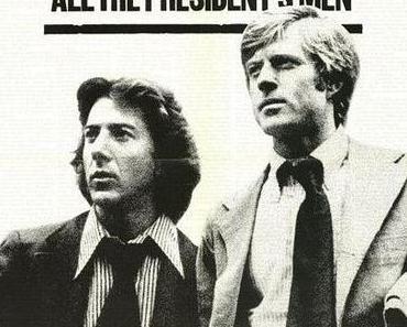 Review: DIE UNBESTECHLICHEN – Dustin Hoffman und Robert Redford als unermüdliche Journalisten